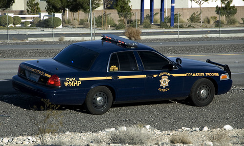 Nevada Highway Patrol Car 1 Flickr Photo Sharing