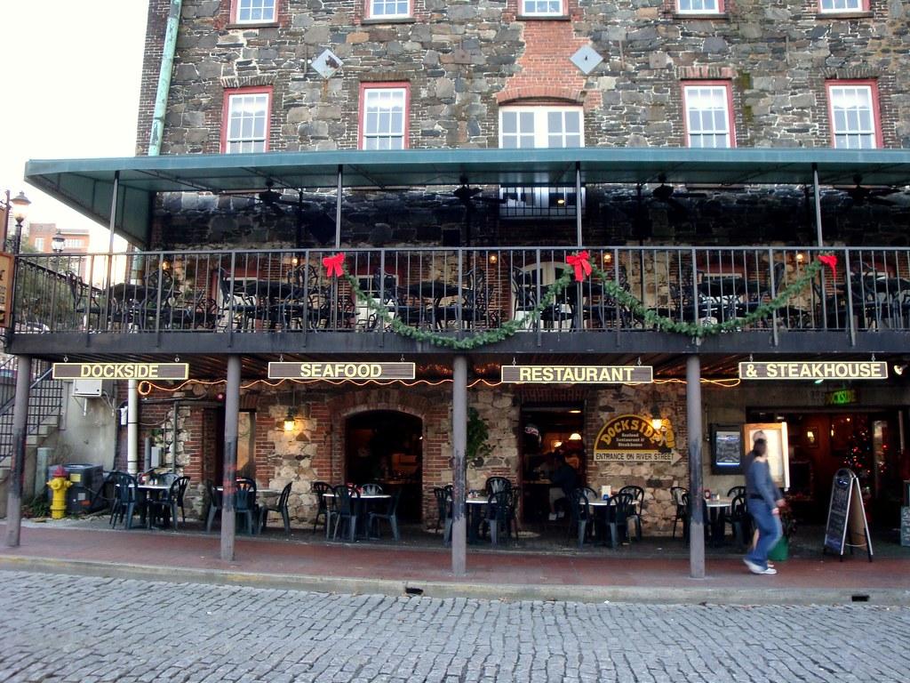Restaurants In Savannah Ga Abercorn St