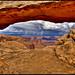 Canyonlands National Park - Mesa Arch