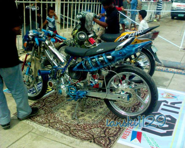 Honda Motorcycle Xrm