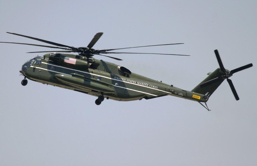 sikorsky ch-53e sea stallion