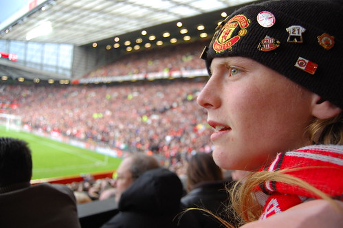 Manchester United v. Arsenal at Old Trafford | by reds on tour