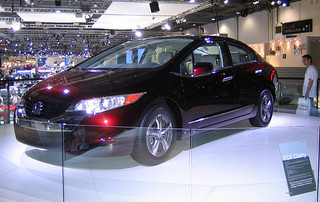 Honda FCX Clarity | by amcgore