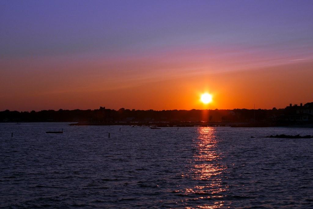 New England Sunset | S...