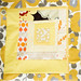 Yellow Squares Quilt Block 4