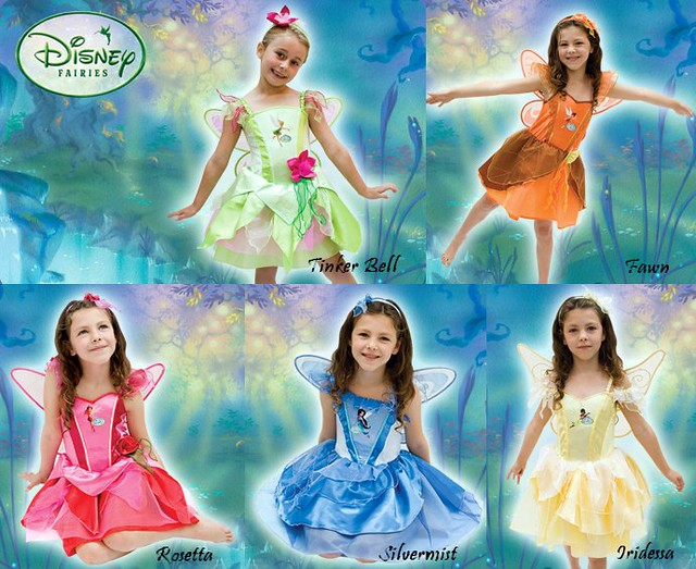... Disney Fairies Costumes Style 1 | by RiverNaiad  sc 1 st  Flickr & Disney Fairies Costumes Style 1 | Charcter costumes from theu2026 | Flickr