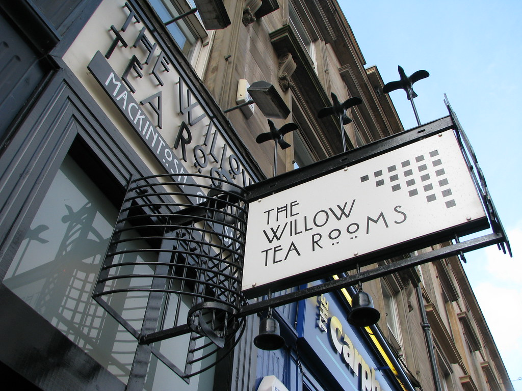Glasgow Tea Rooms News