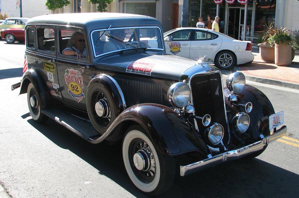 1933 dodge brothers 4 door sedan 92 32 2 photographed for 1933 plymouth 4 door
