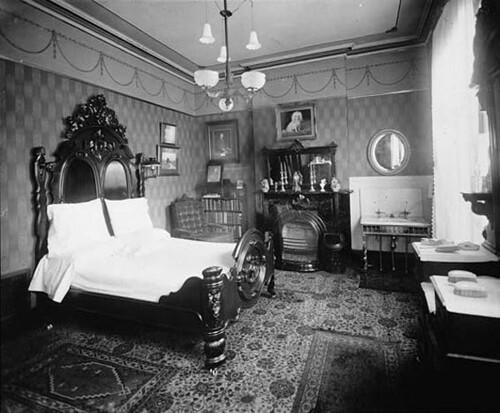Bedroom Interior 1880 S Gaswizard Flickr