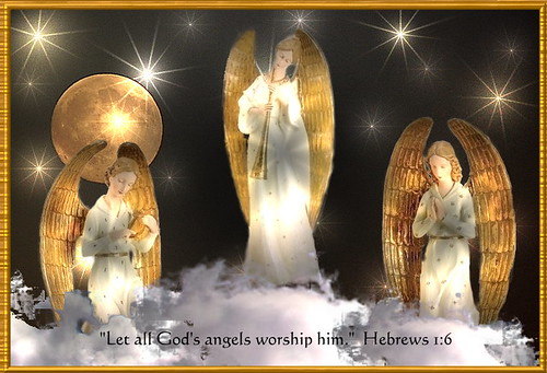 Let All God's Angels Worship Him | Flickr - Photo Sharing!