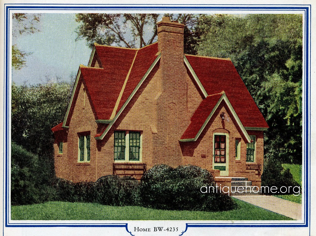 Bilt Well Homes Of ComfortBrick English Cottage