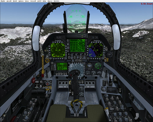 VRS-F18 cockpit | Flickr - Photo Sharing!