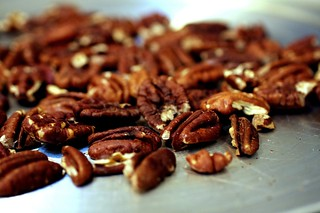 dark, toasty pecans | by smitten kitchen