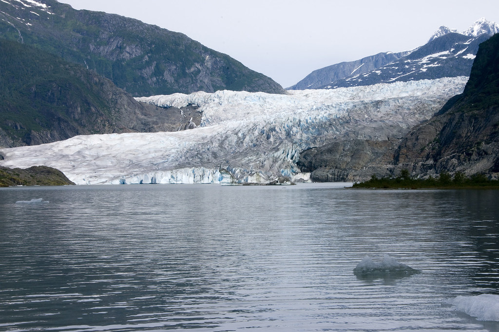 Juneau Alaska Juneau Glacier Gardens Mendenhall