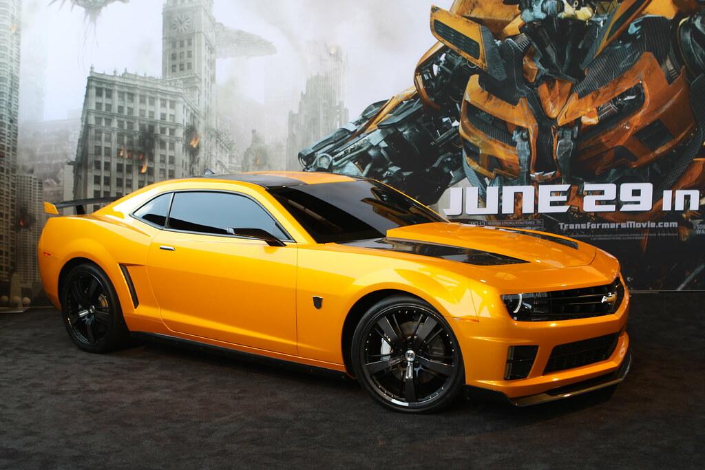 2012 transformers iii bumblebee camaro ss bumblebee is - Transformers bumblebee car wallpaper ...