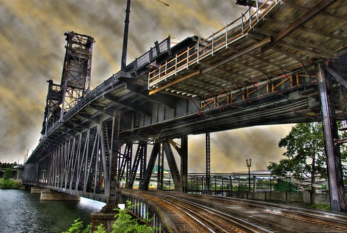 Steel Bridge, Portland, Oregon | by Thad Roan - Bridgepix