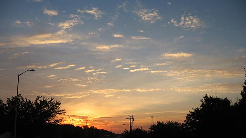 Sunrise Jul 16, 2008 | by KC-Bike