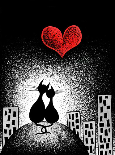 Carrying Your Heart With Me | by Ben Heine