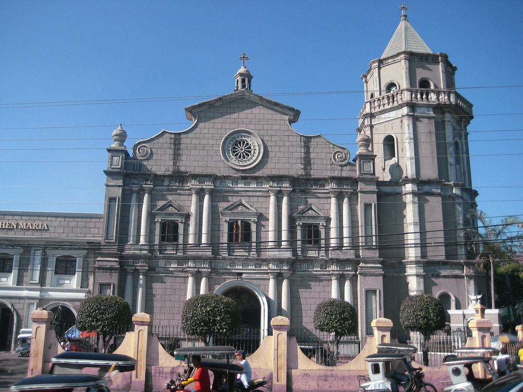 The Pilgrimage Church Of Our Lady Of Orani (Orani, Bataan