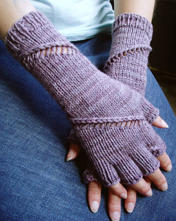 helix gloves lorna's laces GL DK | by kira_dulaney