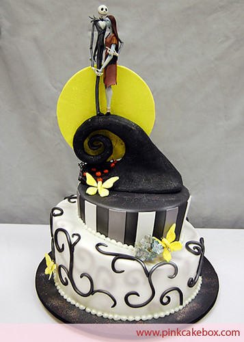 Nightmare Before Christmas Cake Our Flickr Friends Have