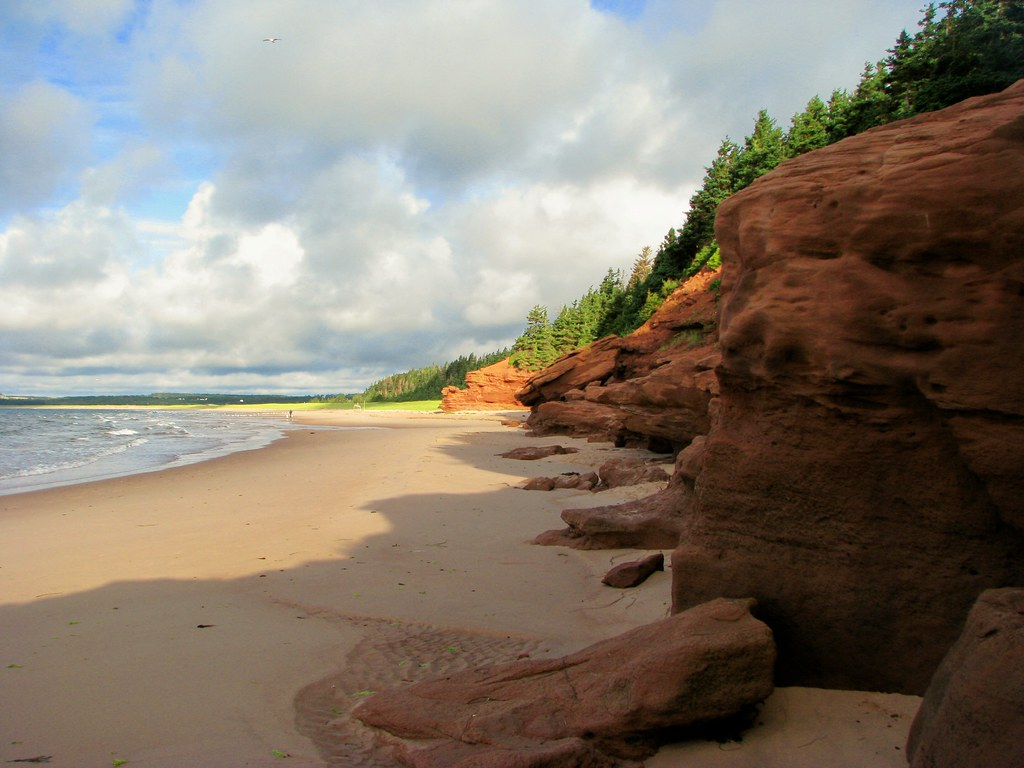 Red Point Provincial Park Pei Red Point Provincial Park