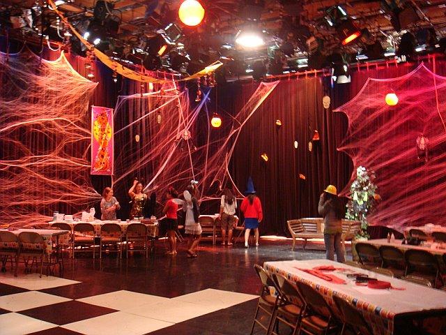 Как украсить клуб на хэллоуин своими руками - Zdravie-info.ru