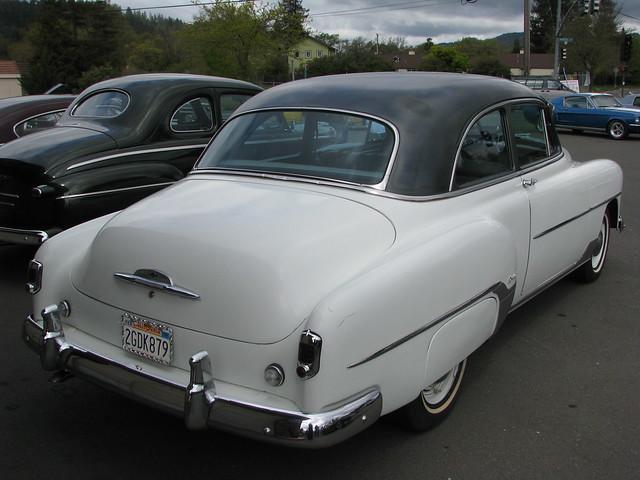 1952 chevrolet deluxe 2 door sedan custom 39 2gdk879 39 2 for 1952 chevy 2 door hardtop