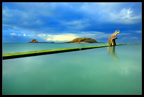 Bretagne Saint Malo La Piscine Flickr Photo Sharing