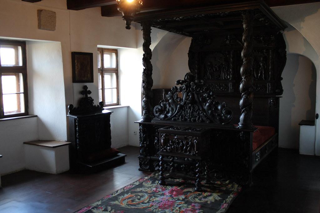 Castello di bran castello di dracula stanza da letto - Stanza da letto spar ...