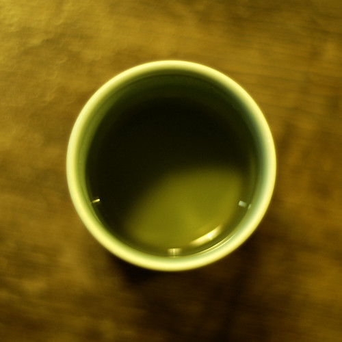 green tea | by craigCloutier