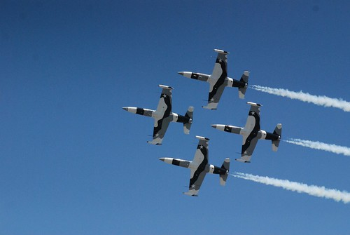 FIAS_Heavy Metal Jet Team 8 | by Florida International Air Show