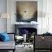 Thibault Jeanson / Nate Berkus {eclectic living room}
