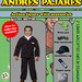 Pajares Action Figure