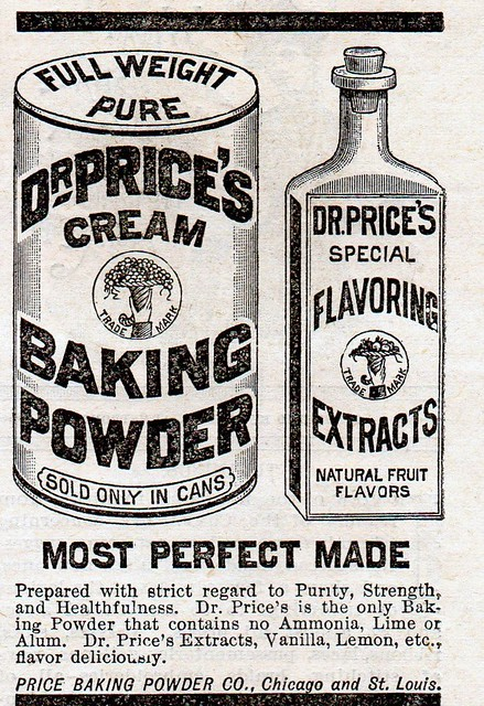 Ad For Dr Price S Products 1887 From The June 15