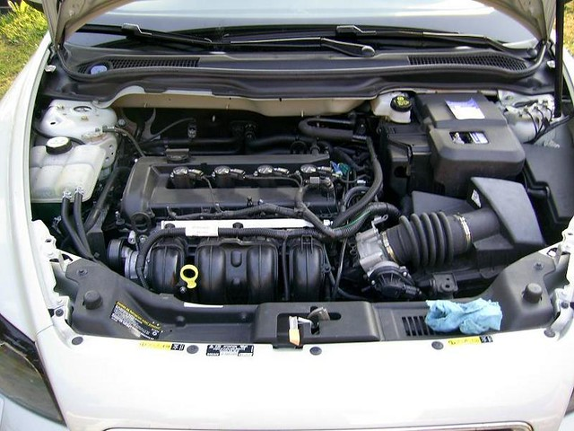 Volvo C30 Engine B4204s3 My C30 Engine It Is Actually