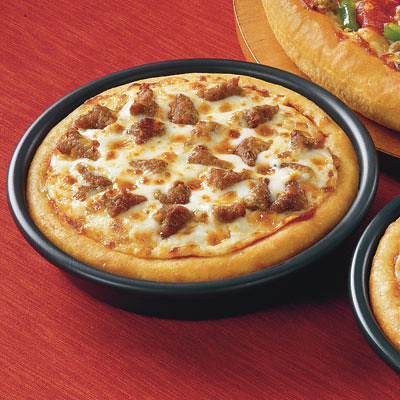 Pizza Hut Personal Pan Pizza | One of my favorites ...