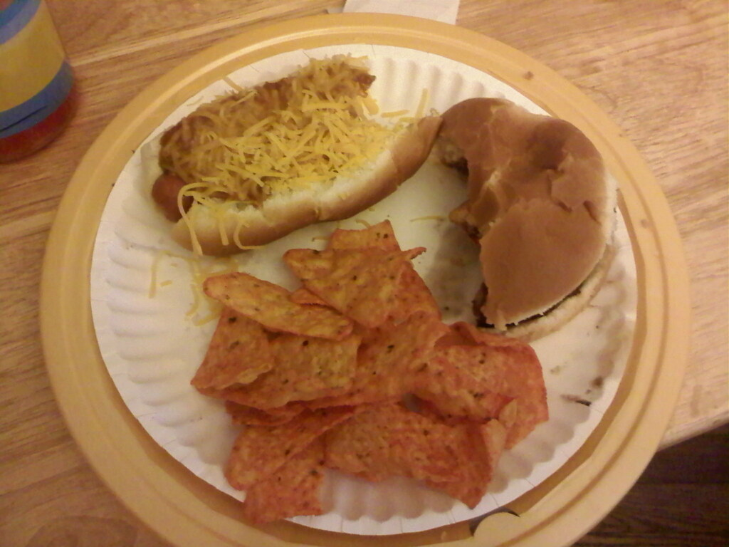Dogs Eat Smoked Ham Hocks