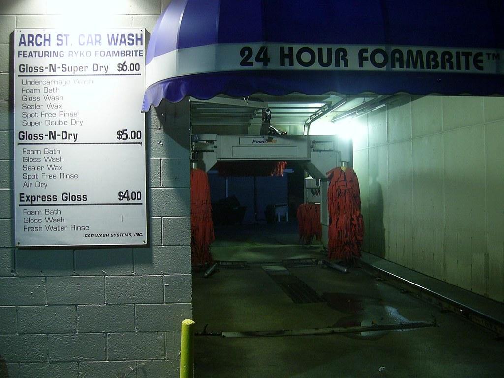Car Wash Zoning