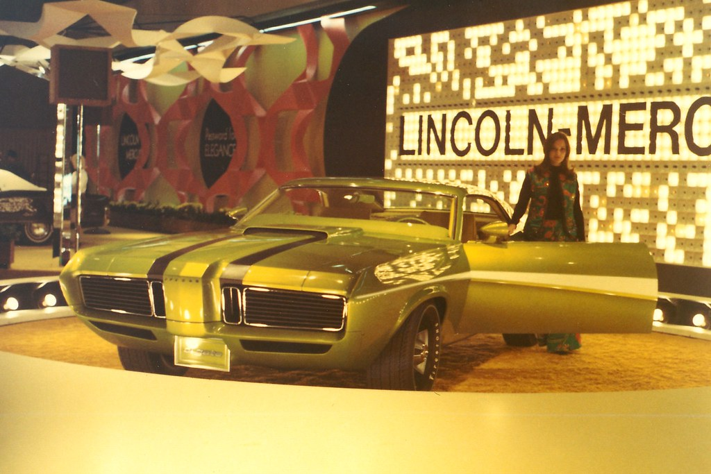 1970 Cougar El Gato Sporting A Bold Lime Green Paint Job