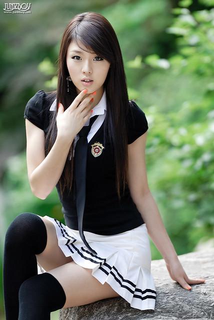 Hwang Mi Hee In School Uniform Outfit 5  Wwwsmellyken -3452