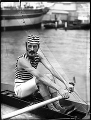 Frank Senior, sculler | by Powerhouse Museum Collection