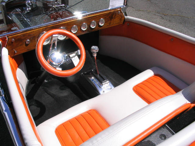 1923 ford t bucket turtleback interior left coast classics exotics flickr