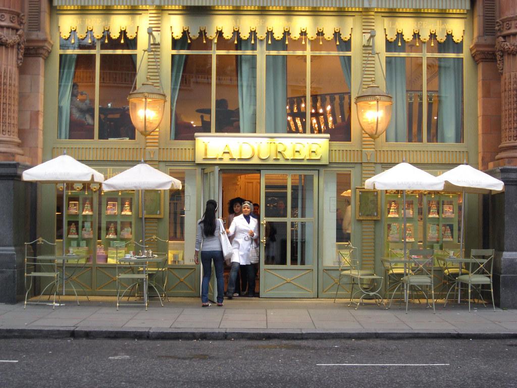 The Tea Room London Harrods