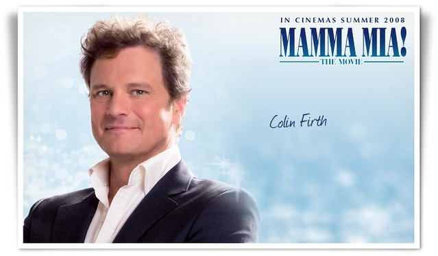 Colin Firth in Mamma M...