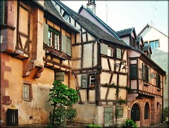 Medieval Gem in Alsace - Riquewihr, France | by Batikart... off !!!