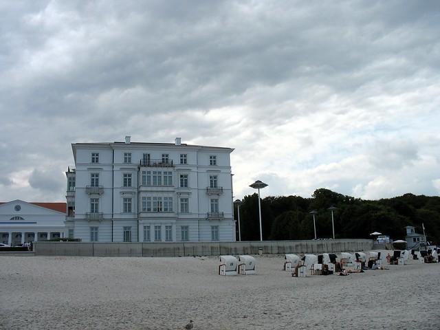 Grand Hotel Heiligendamm Speisekarte