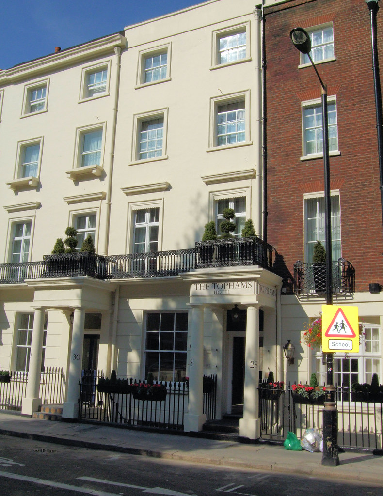 Tophams Belgravia Hotel London Tripadvisor