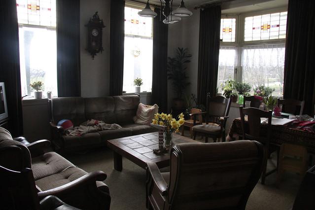 woonkamer oud   Ouderwetse woonkamer in de omgeving van Haze…   Flickr