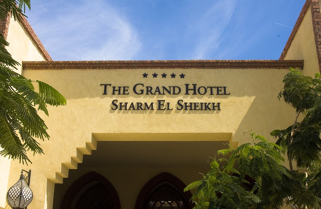 Grand Hotel Sharm El Sheikh Wlan